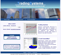 TradingSystems.it homepage