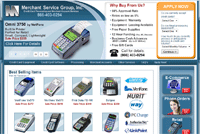 Homepage - Merchant Service Group