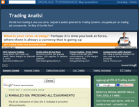 Homepage - Trading Analisi Blog