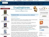 Homepage - Trading forex online- tutto sul trading